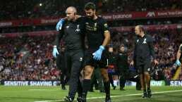 Liverpool pierde a Alisson por lesión