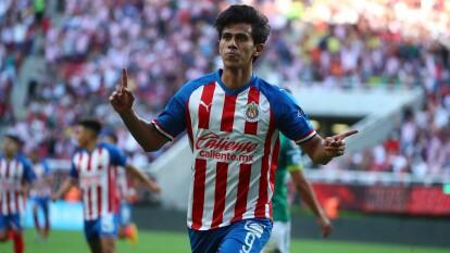 José Juan Macías, goleador histórico en Liga MX