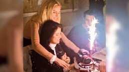 Tania Ruíz sorprende a la hija de Enrique Peña Nieto con elegante fiesta de cumpleaños