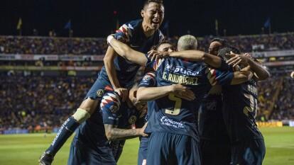 El América le da la voltereta a Tigres, los elimina y avanza a Semifinales.