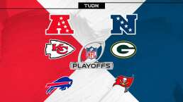 Chiefs ante Bills y Packers contra Bucs por el pase al Super Bowl