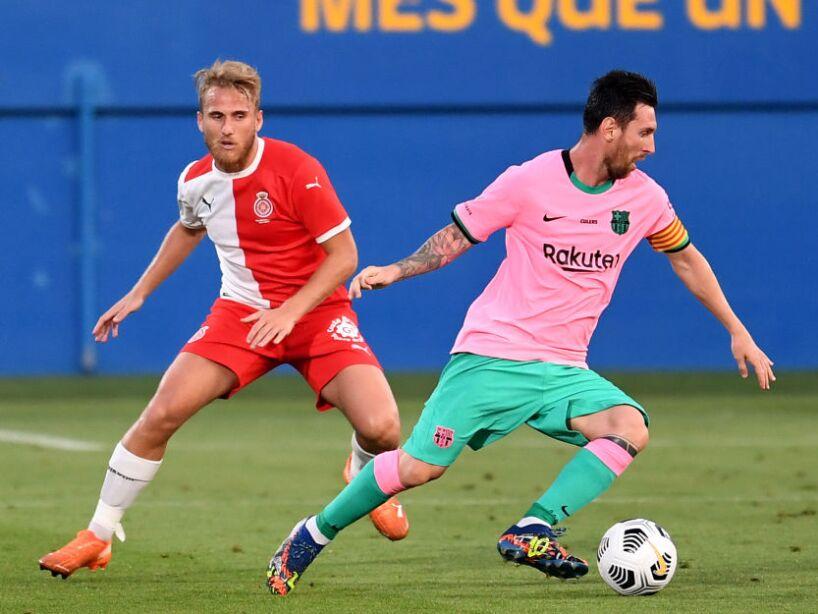 FC Barcelona v Girona - Pre-Season Friendly