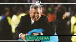 Vucetich, de rechazar al Tri al título 'rayado' ante Santos en 2010