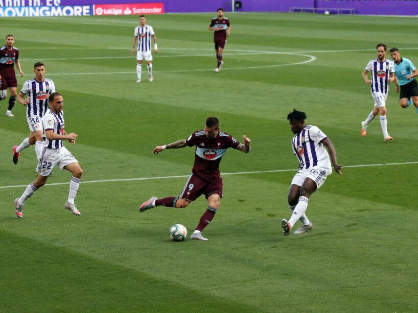 Real Valladolid CF v RC Celta de Vigo - La Liga