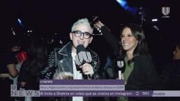 Maca Carriedo y Regina Rojas asisten al festival de música urbana