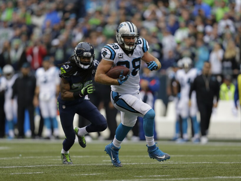 Greg Olsen, Richard Sherman
