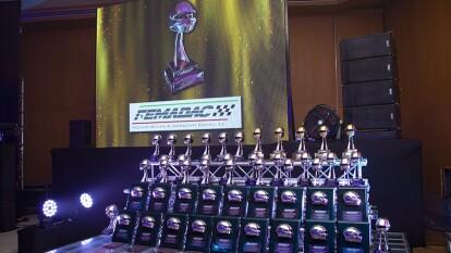 Esta gala se lleva a cabo para reconocer a lo mejor del automovilismo mexicano a lo largo del año. Cada año, la FEMADAC premia y reconoce a sus campeones del deporte motor.