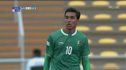Se le niega el gol a México
