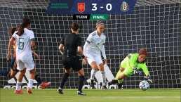 México Femenil es goleado 3-0 por España en amistoso en Marbella