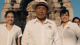 Don Balbino Ramírez, las manos detrás de una taza de café