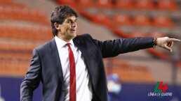 """DT del San Luis, feliz tras vencer a Chivas: """"Fue un partido redondo"""""""