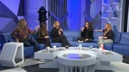 Montserrat Oliver y Yolanda Andrade confiesan que han hecho entrevistas... ¡peleadas!