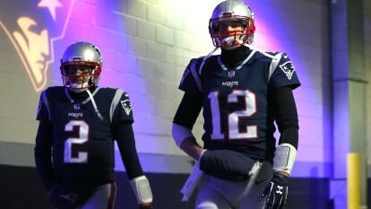 El QB no seleccionado en el Draft del 2009 vuelve a los Patriots.