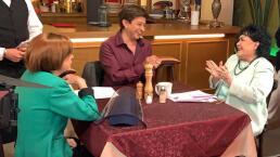 Raquel Pankowsky y Carmen Salinas en el final de temporada de 'Relatos Macabrones'