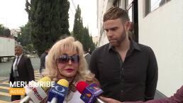 Merle Uribe continúa demanda contra su hijo