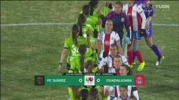 FC Juárez 0-0 Chivas | Resumen | Duelazo de arqueras para el cerrojo