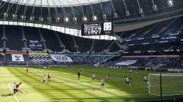 ¡Viva México! Tottenham se lució con su estadio para Día de Muertos