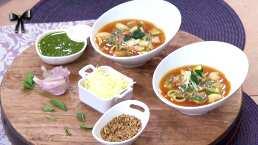 RECETA: Sopa minestrone
