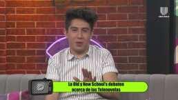 Daniel Sosa confiesa que siempre ha estado 'enamorado' de Jacky Bracamontes