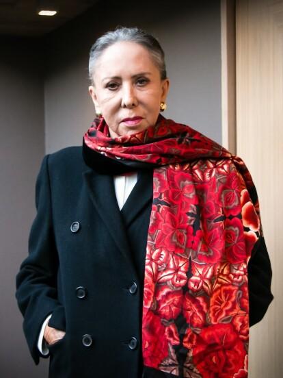 """Lilia Aragón falleció a los 82 años de edad este lunes 2 de agosto. <br><br>La actriz participó en varios capítulos como: """"El vivo es vivo, hasta que el tonto quiere"""", """"No hay peor lucha que la que no se hace"""", entre otros. </br></br>"""