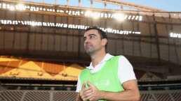 Xavi Hernández admitió oferta del Barcelona, pero la rechazó