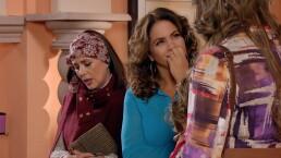 Eva y Helena van a investigar al abogado Mendoza
