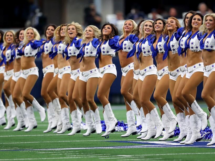 New York Giants vDallas Cowboys