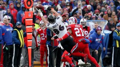 Buffalo Bills 17-23 Baltimore Ravens