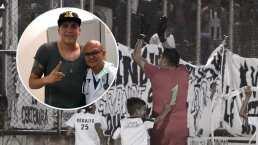 Bernardo Gradilla, portero mexicano, vence al cáncer