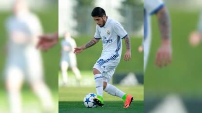 Lo que debes saber de Sergio Díaz, ex del Real Madrid y Cerro Porteño   Se convirtió en el flamante refuerzo de las Águilas para el Guard1anes 2020 de la Liga BBVA MX.   Es delantero, nació en Itauguá, Paraguay, mide 1.70 y tiene 22 años.