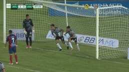 ¡Aunque usted no lo crea! Omar Bravo hace gol de espalda-hombro