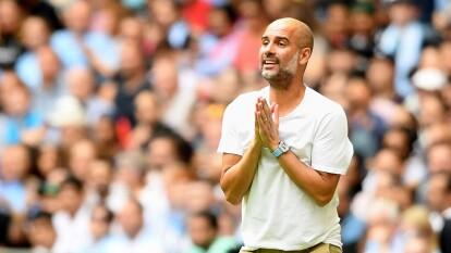 Pep Guardiola conquistó el vigésimo octavo título de su carrera tras superar al Liverpool en los penales y lo hizo con una renovada salida de balón aprovechando la nueva regla en el saque de meta.