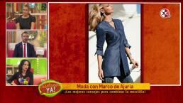 Moda: ¡La mezclilla y los mil usos que le puedes dar! 27 junio 2016