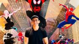 Animador mexicano podría ganar un premio Oscar por Spider-Man