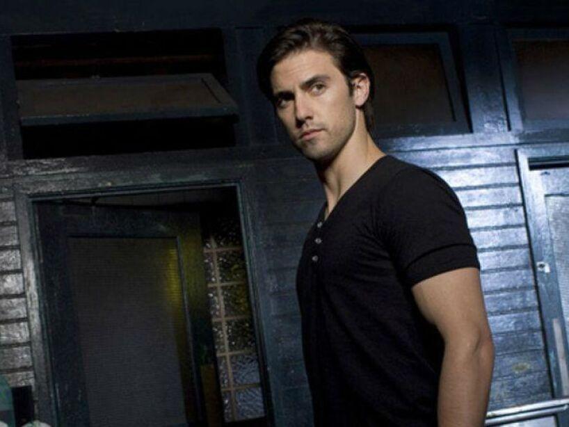 3. Milo Ventimiglia: Este galán de Hollywood participó en el episodio titulado Escape.