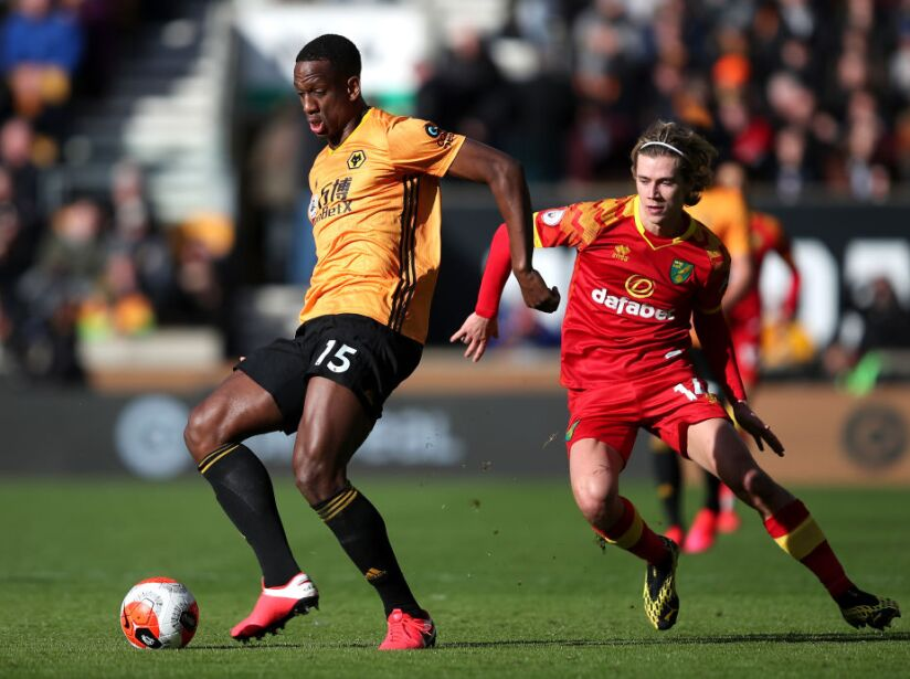 Wolverhampton Wanderers v Norwich City - Premier League