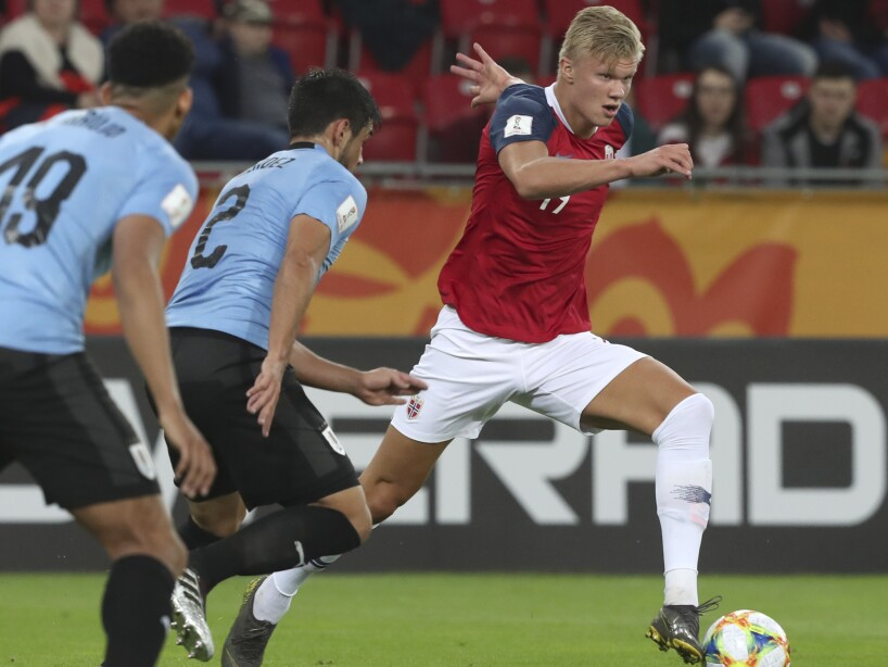 Poland U20 World Cup Soccer