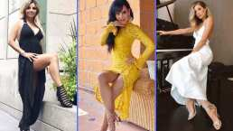 """""""Lo in y lo out de la moda"""": ¿Quién viste mejor, Maribel Guardia, Michelle Salas o Aleida Nuñez?"""