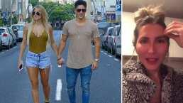 Natasha, esposa de Chyno Miranda, responde a la supuesta ruptura con el cantante