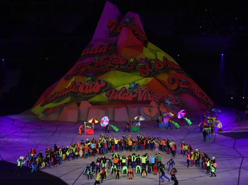 Lima 2019 Pan Am Games - Opening Ceremony