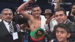 'Pivi' Romero apabulló al 'Faraón' Payano en dos rounds