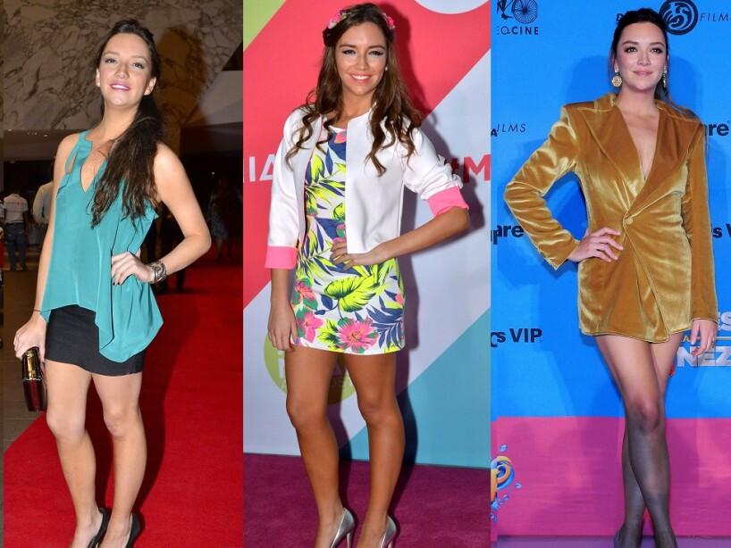 Evolución de estilo de Regina Blandón: de la niña P. Luche a chica 'Mirrey'