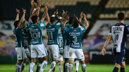 La Fiera muerde a los Rayados y se llevan los puntos en el Estadio León.