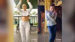 Mira a Jimmy Fallon bailar como Jennifer López en TikTok