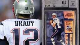 Millonaria tarjeta de Tom Brady