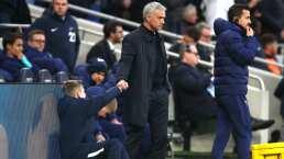Mourinho invitará recogebalones a comidas prepartido del Tottenham