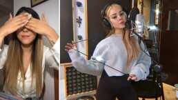 Video: Encontramos a la gemela perdida de Danna Paola y hasta baila igual que ella