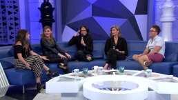 Sherlyn, Yurem y Nashla hablan sobre lo que fue ser un niño famoso