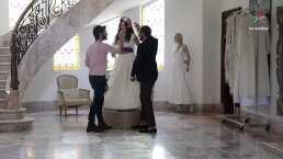 Detrás de cámaras de 'Cita a ciegas' con Sofía Garza