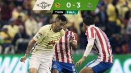 Futbol Retro | Chivas opacó el centenario del América con un 0-3 en el AP2016